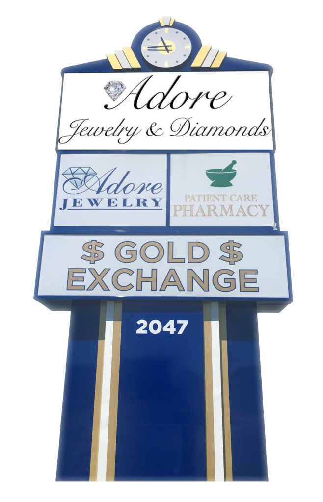 Wholesale jewelry at Adore Jewelry & Diamond Center