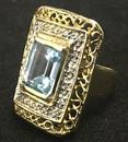 Adore Jewelry & Diamond Center offers a wide variety of estate pieces and at reasonable prices.